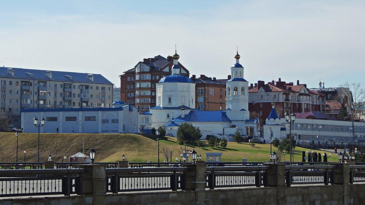 Церковь Параскевы Пятницы в Казани - Ирина Козлова