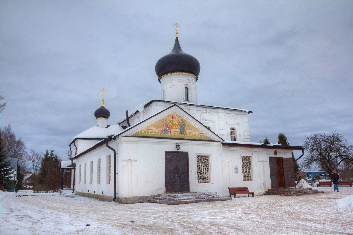 Церковь Георгия Победоносца - Константин