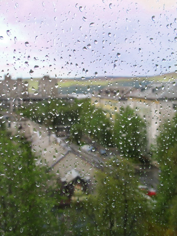 Дождь - связующая нить - Дождь от неба до земли. - Анна Приходько