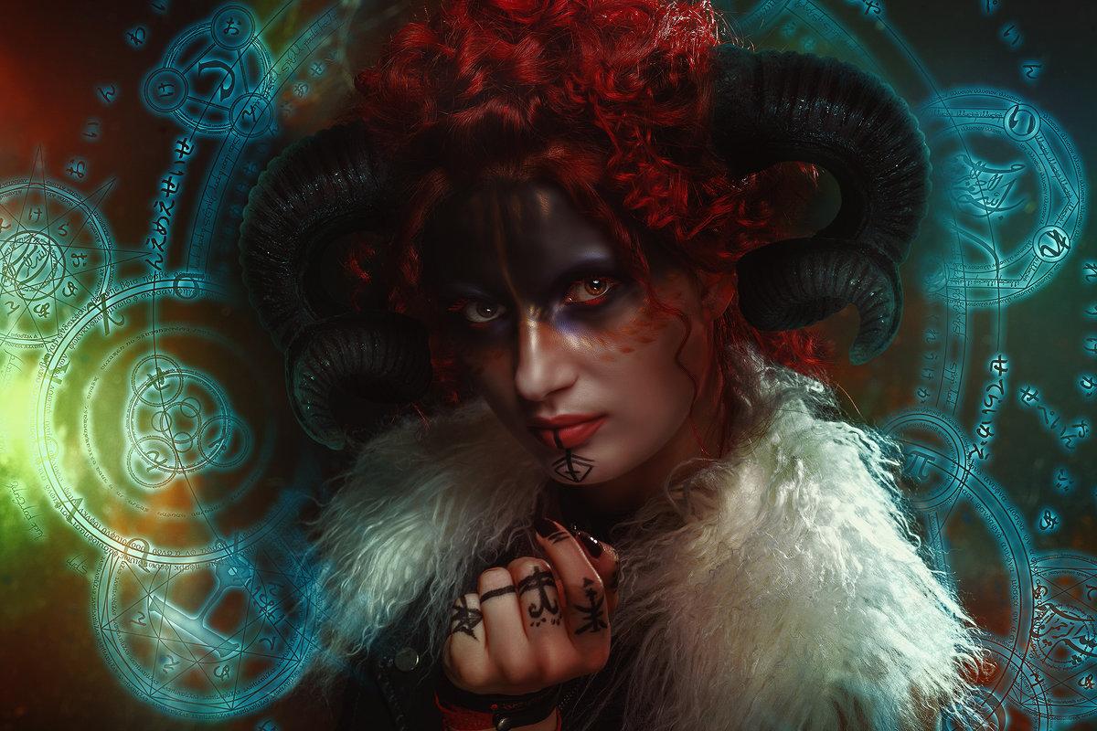 Демонесса - Денис