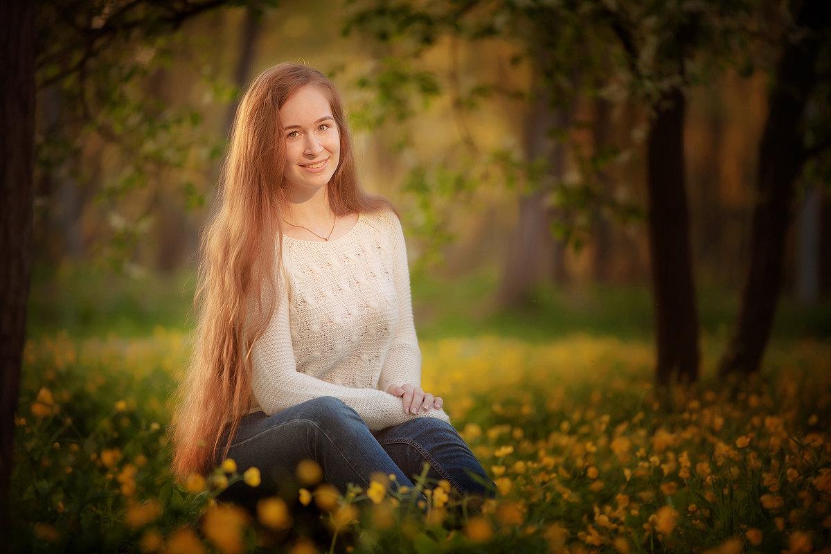 Выпускница - Маришка Ведерникова