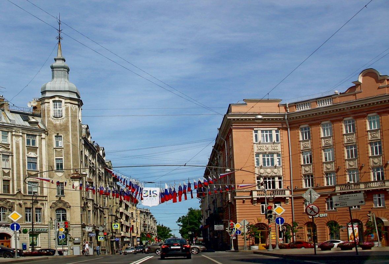 Улицы Петербурга... - Tatiana Markova