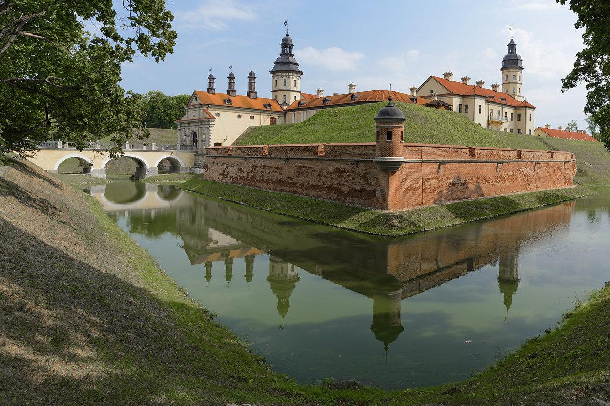 Несвижский замок - Владимир Кириченко  wlad113