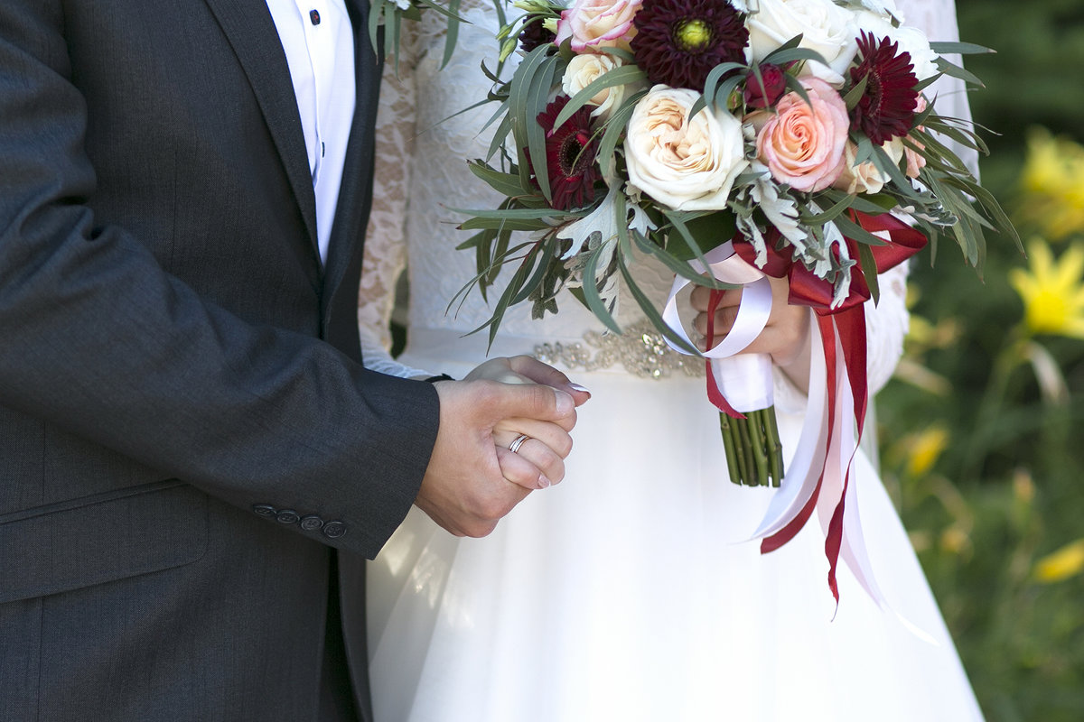 свадьба - Марина Потапова
