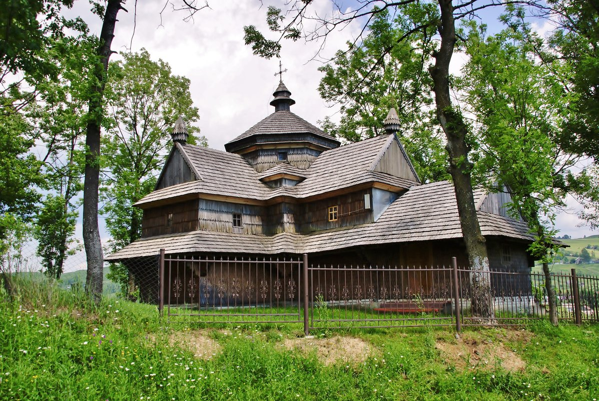 Струковская церковь - Андрей K.