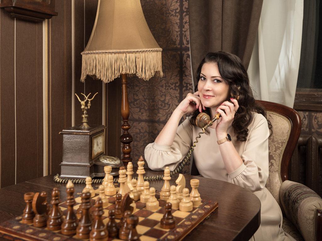 Партия в шахматы - Максим Кравченко