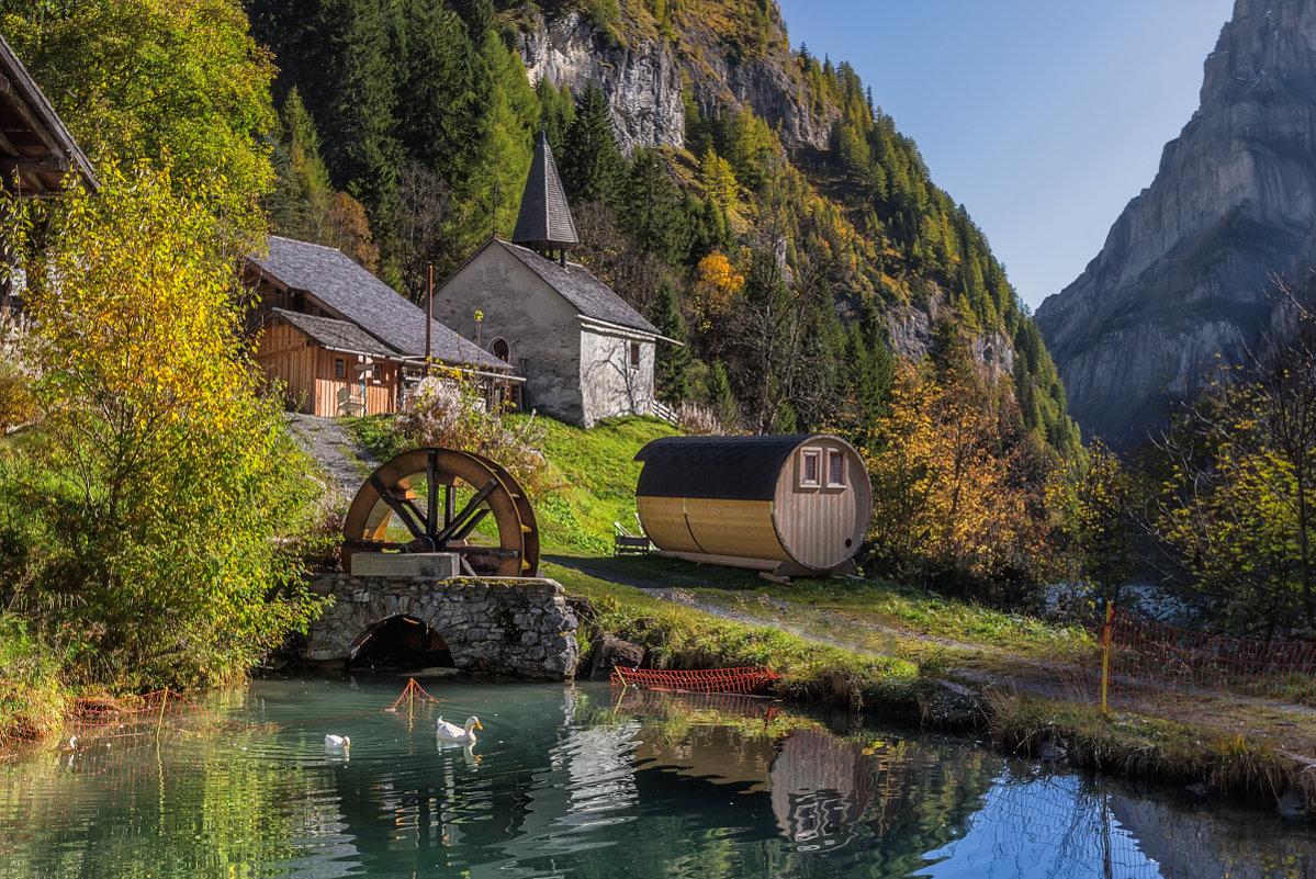 Швейцария. Октябрь - Владимир Колесников