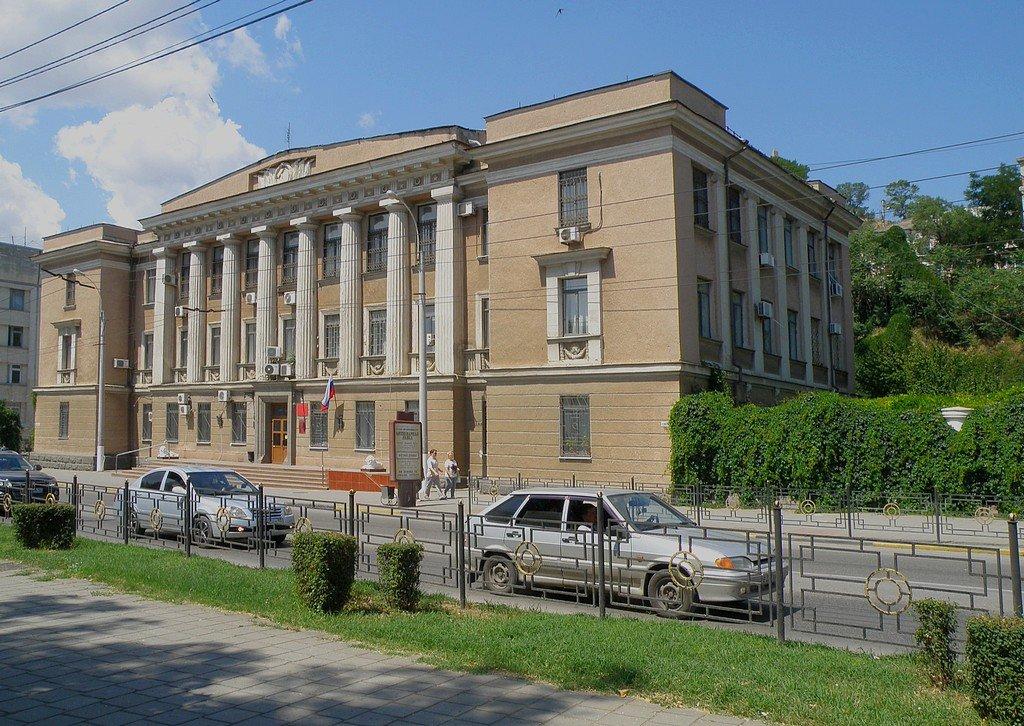 Керченский городской суд - Александр Рыжов