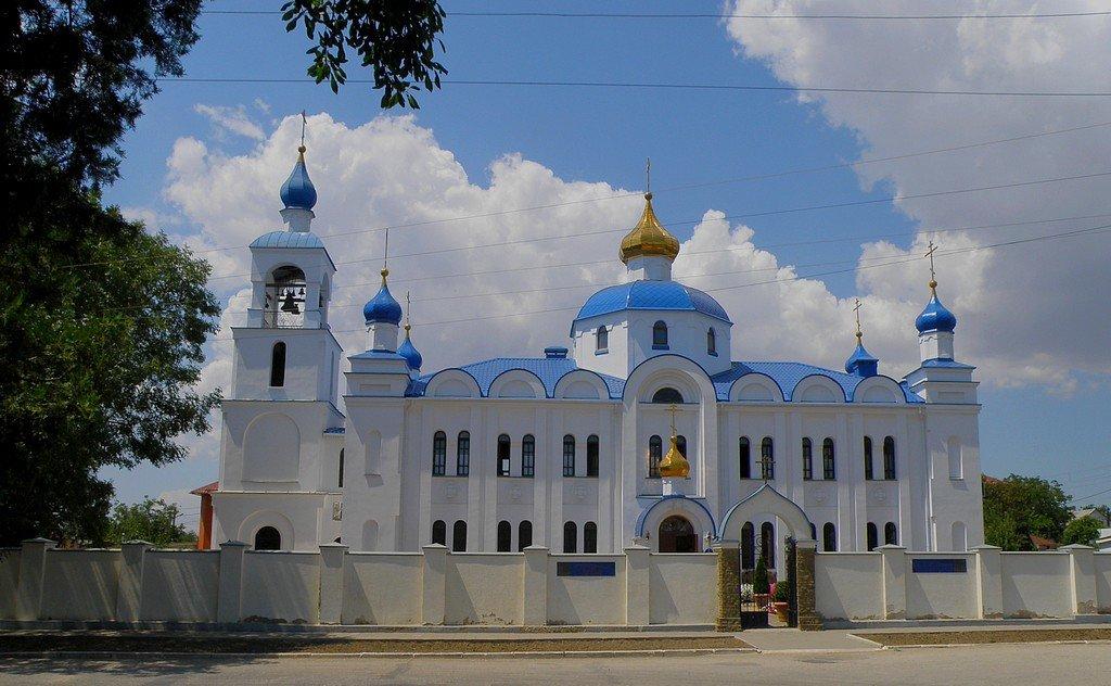 Храм Рождества Пресвятой Богородицы - Александр Рыжов