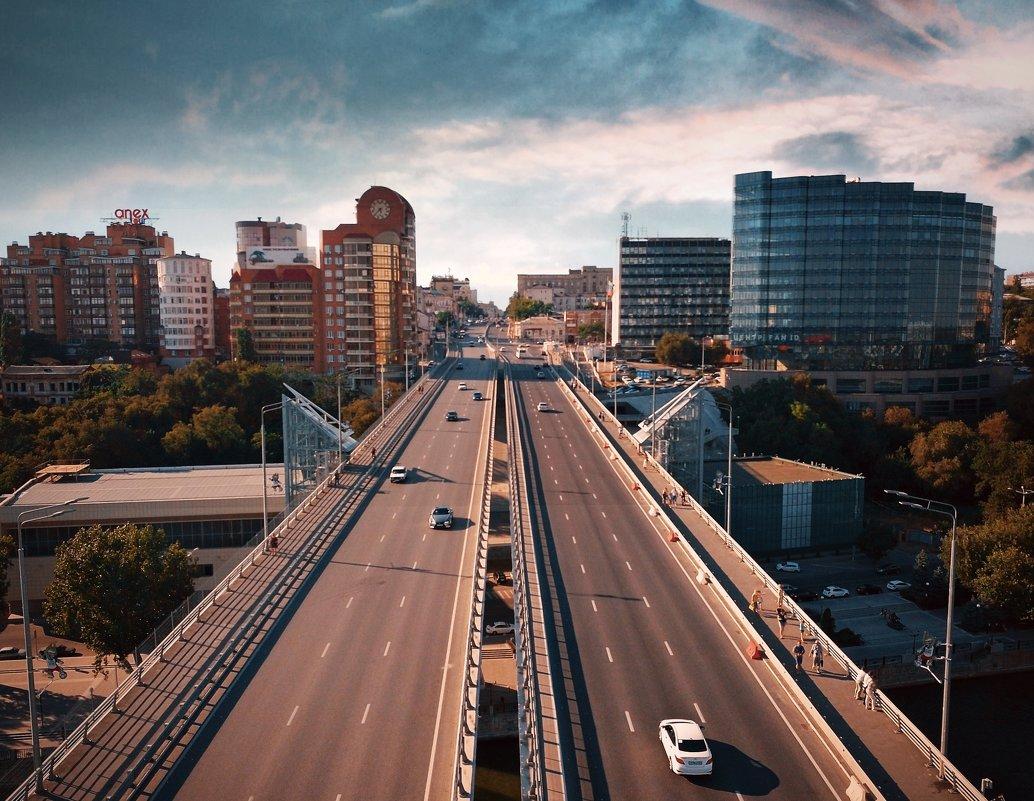 Ворошиловский мост - Тимур