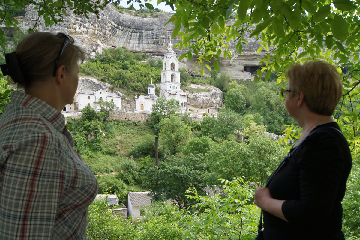 Успенский монастырь - irina Schwarzer