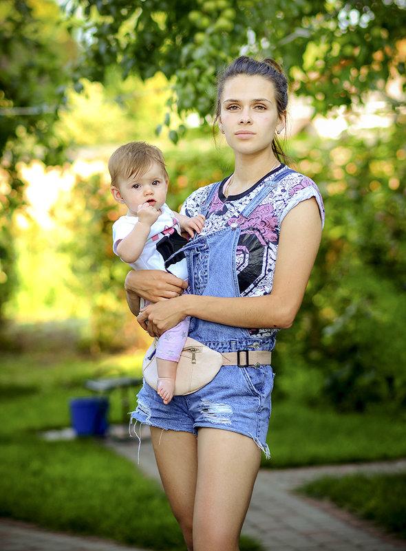 Материнство - Александр Бойко