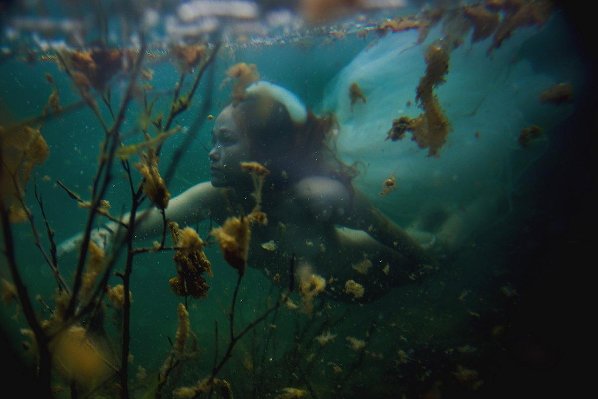 под водой - Ольга Чиж
