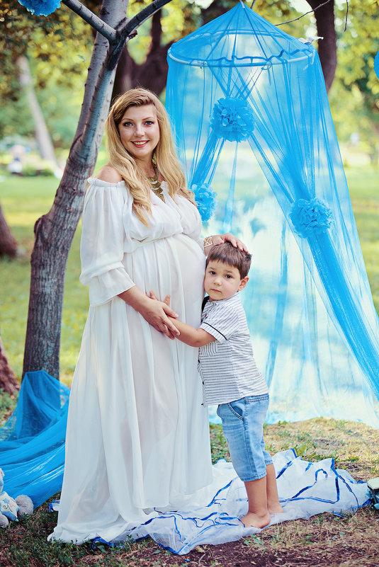 Фотосъемка беременности в Самара - марина алексеева