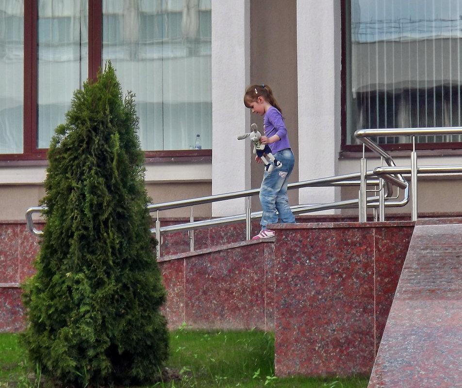 Прогулка зайца Проши - Liliya Kharlamova