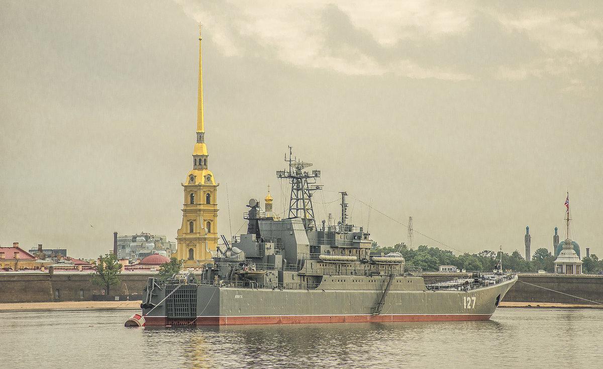 С Праздником Военно-Морского флота России! - bajguz igor