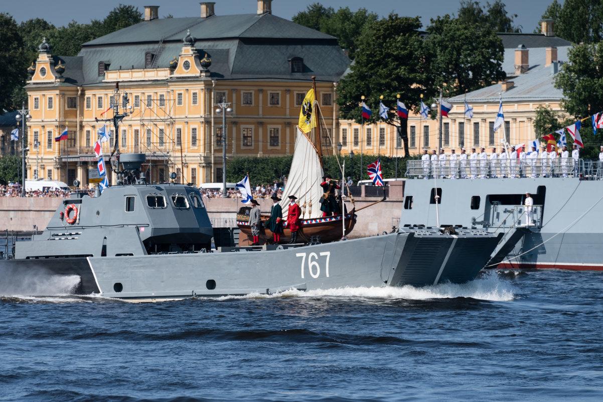 День ВМФ в С-Петербурге - Юрий Бутусов