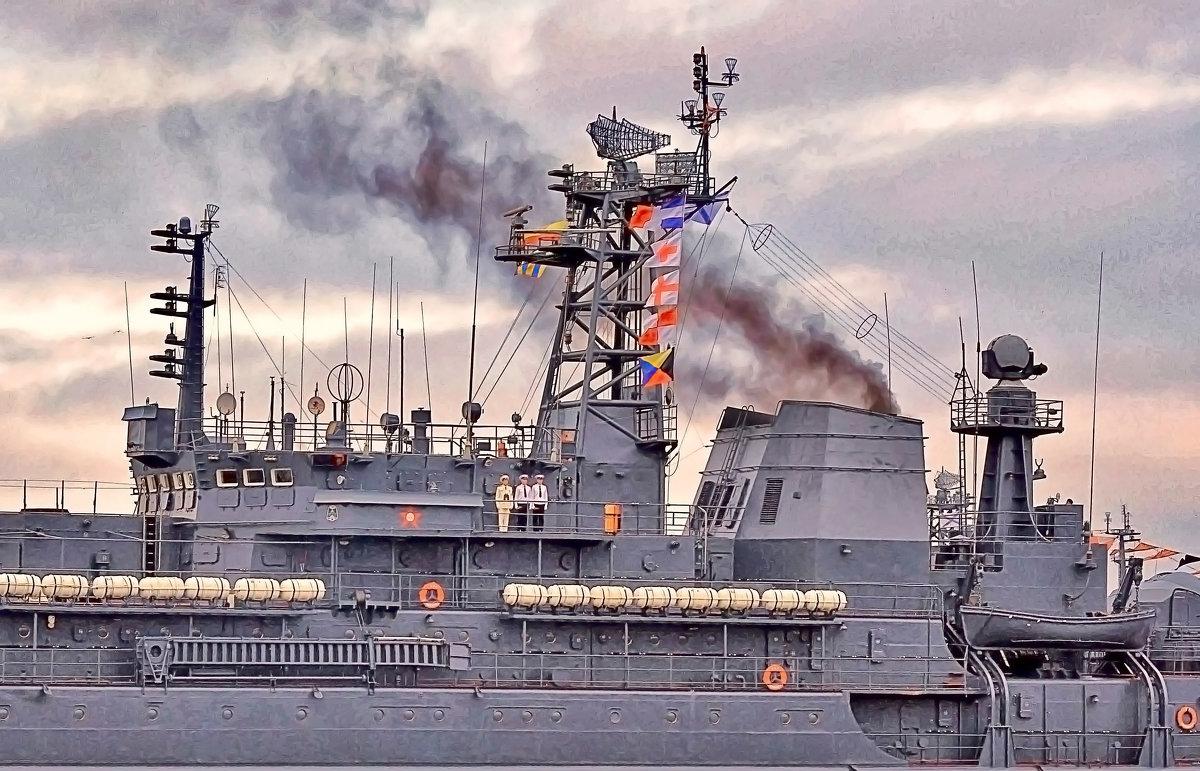 В День ВМФ в Балтийске - Nina Karyuk