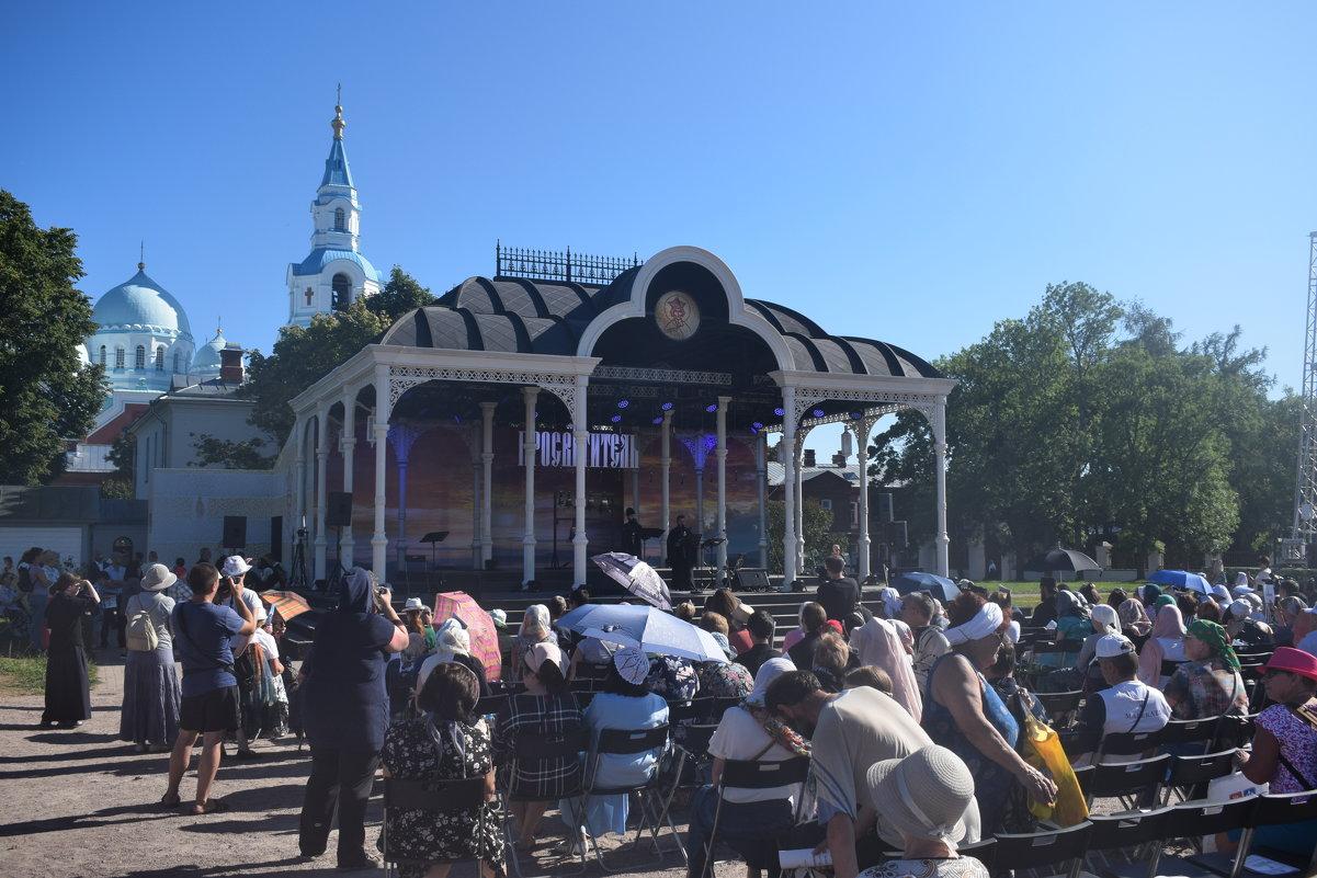 Фестиваль Православного пения Просветитель - Андрей