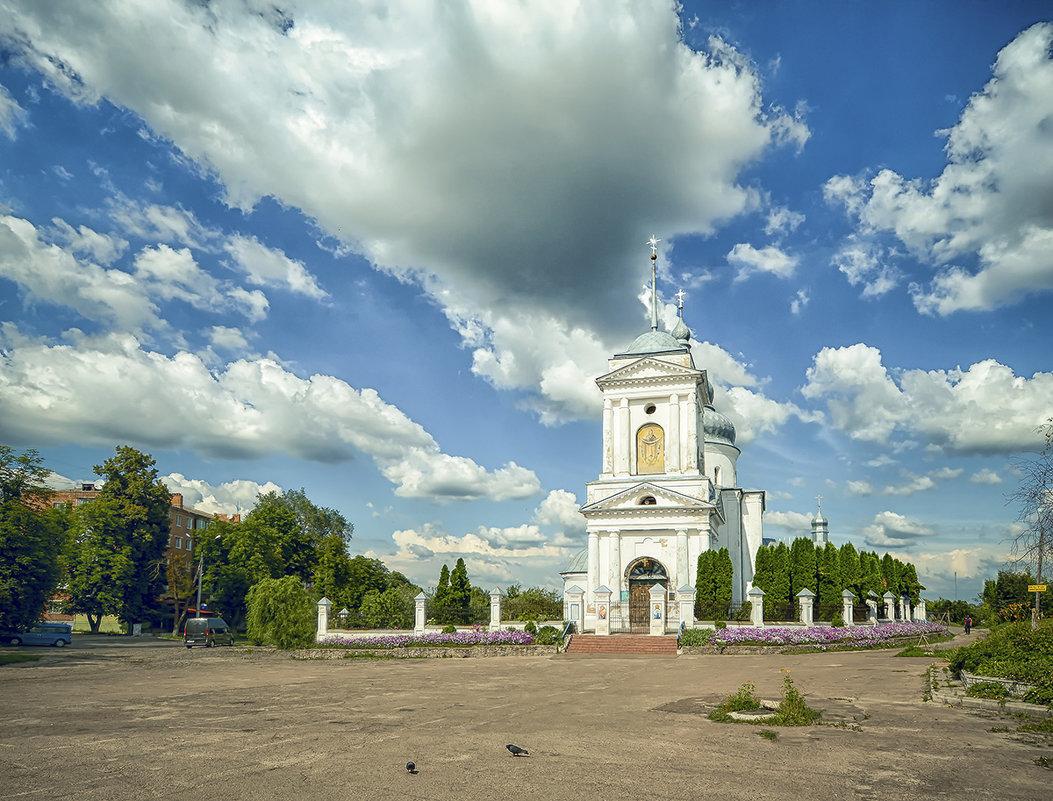 Покровская церковь - Александр Бойко