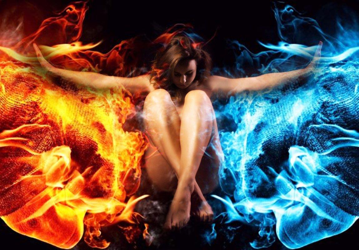 Огонь и лёд - Наталья