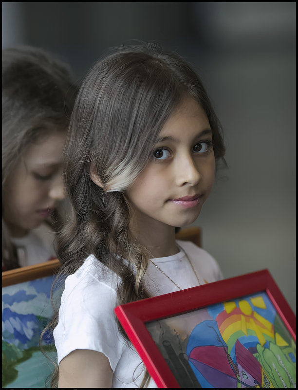 Конкурс детского рисунка - Алексей Патлах