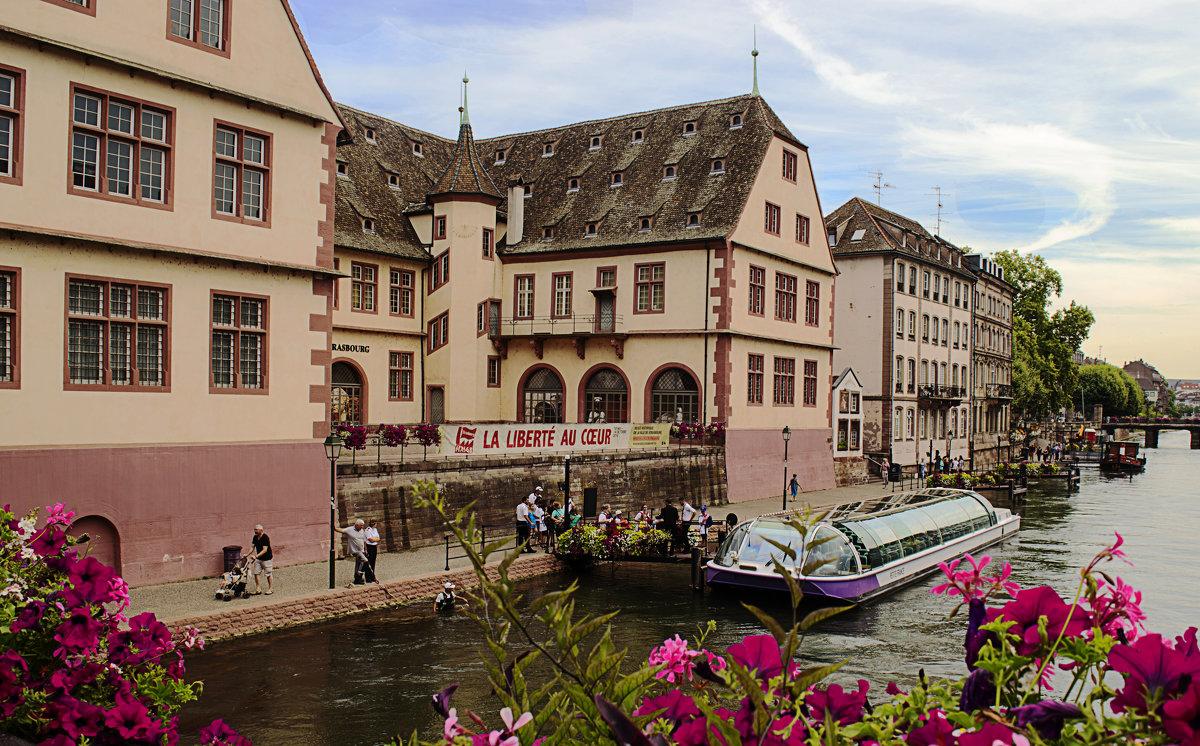 Страсбург и его каналы - Константин Тимченко