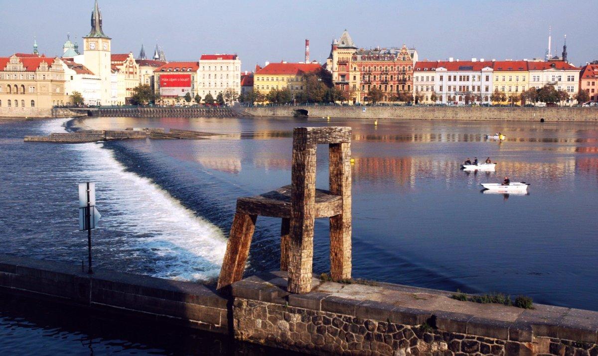 На Влтаве. Прага - Генрих