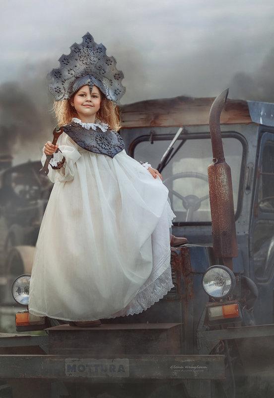 тракторная фея - Елена Круглова