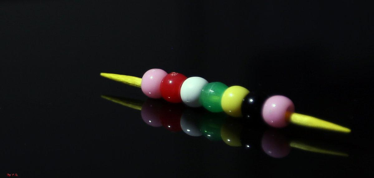 Упражнение с маленькими объектами - Яков Геллер