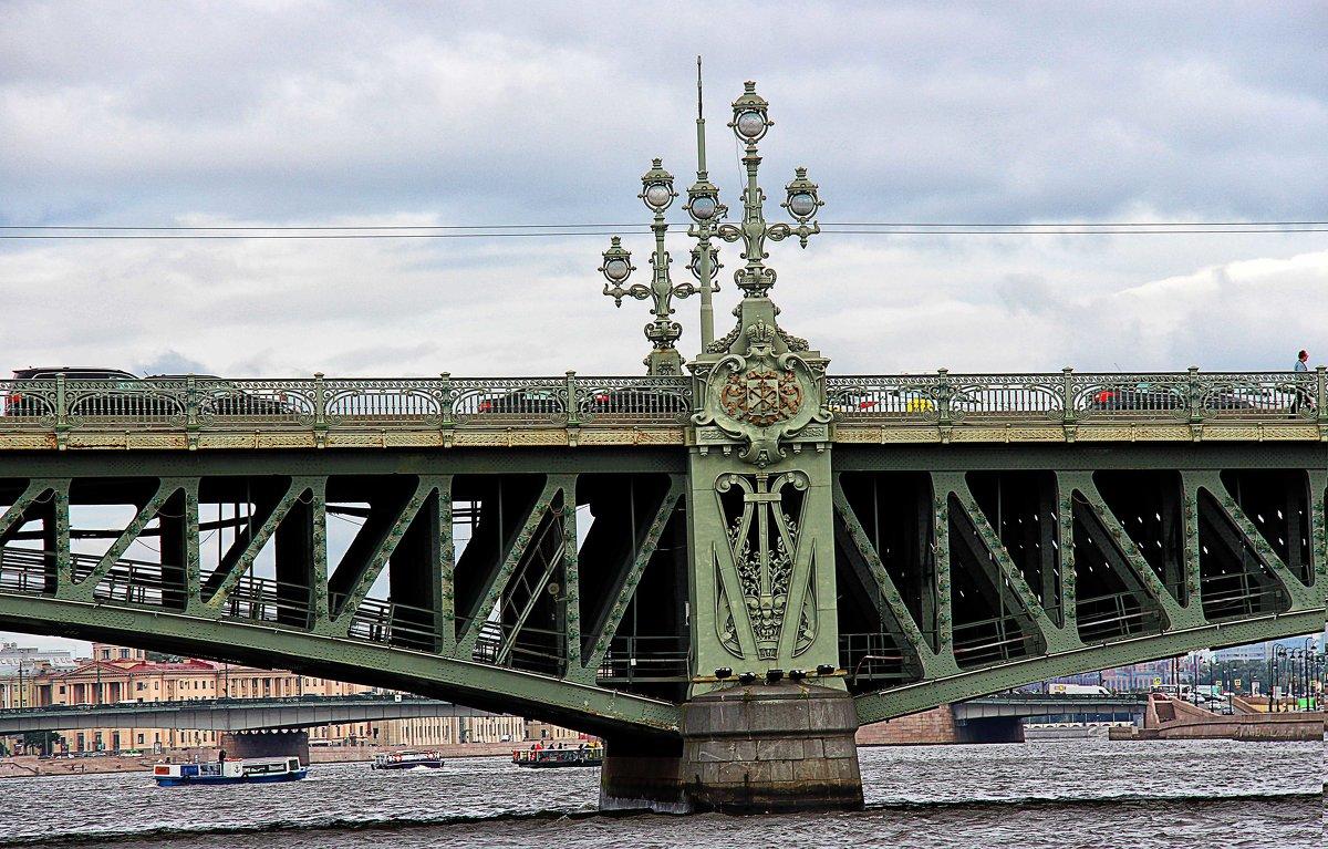 Чугунное кружево питерских мостов - Nina Karyuk