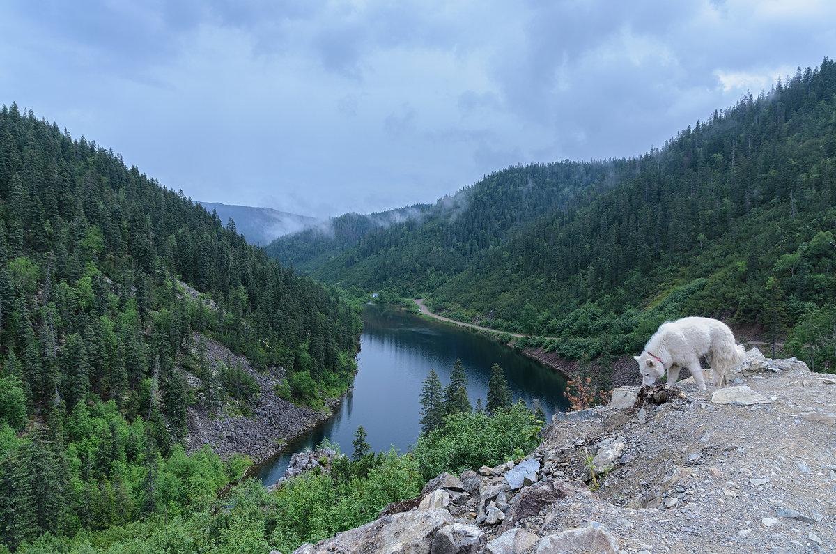 Горное озеро Амут. - Виктор Иванович