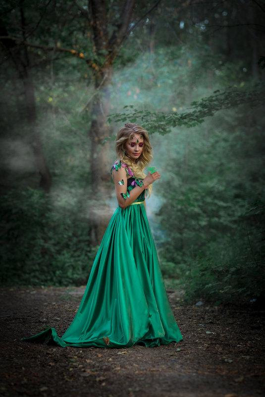 Лесная фея - Любовь Дашевская