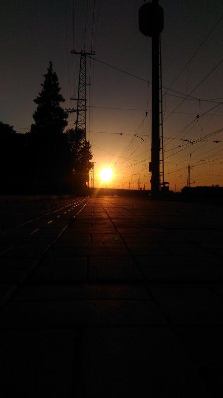 Заход солнца! - Оксана Романова