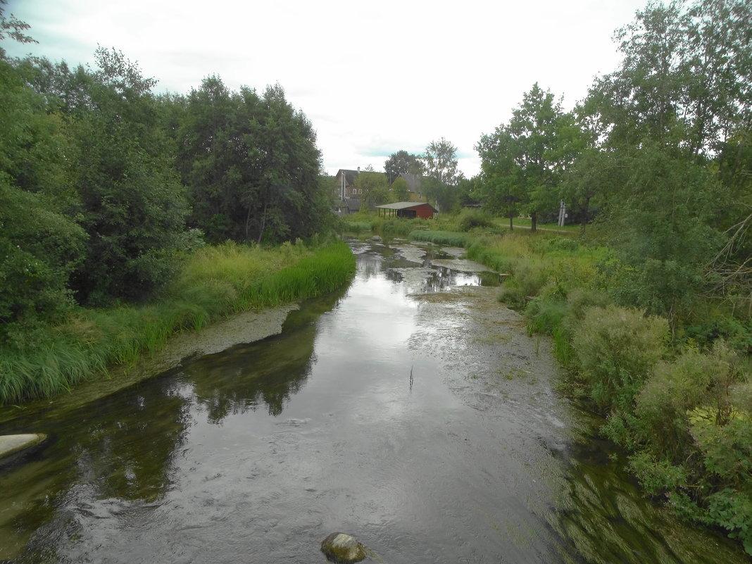 река Хревица - Михаил Жуковский