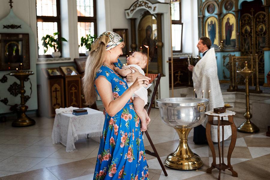 Крещение Одри - Немцан Галина