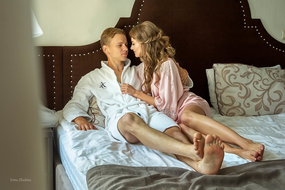 Утро жениха и невесты - Ирина Жулина