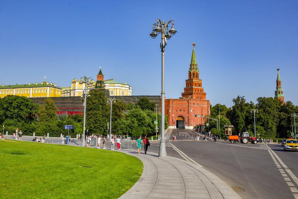 Москва - Николай Николенко