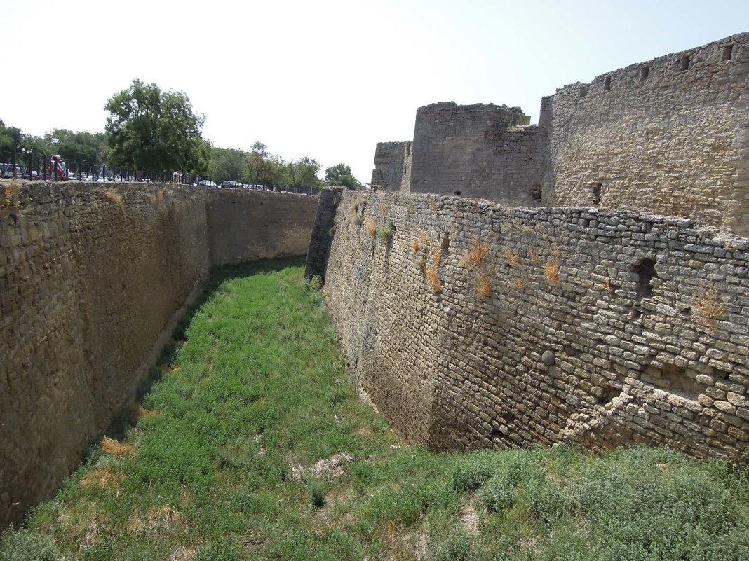 Попробуй захватить Аккерманскую (Белгородскую) крепость... - Тамара Бедай