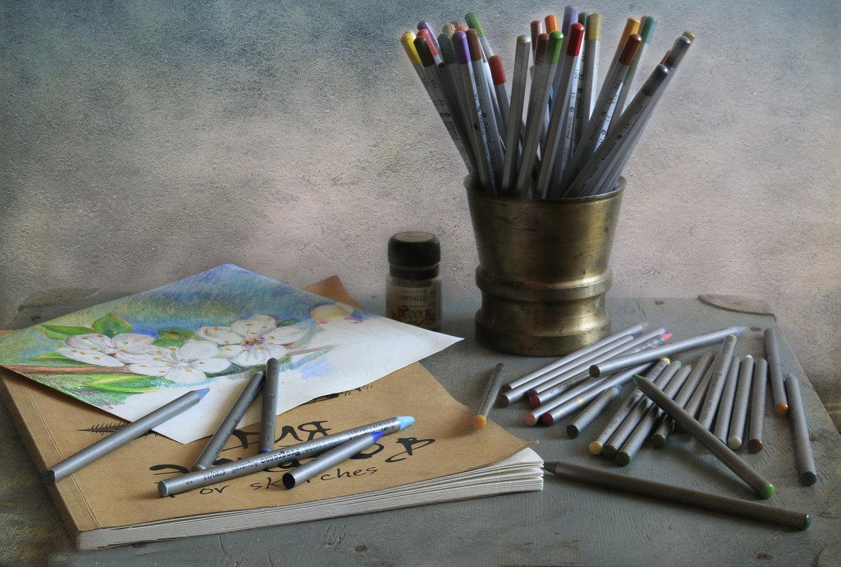 Я рисую - Татьяна Панчешная