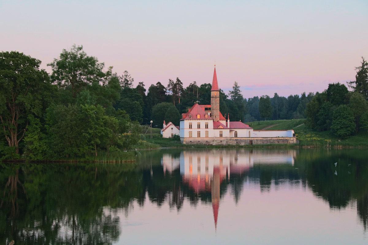 Приоратский замок - LIDIA V.P.