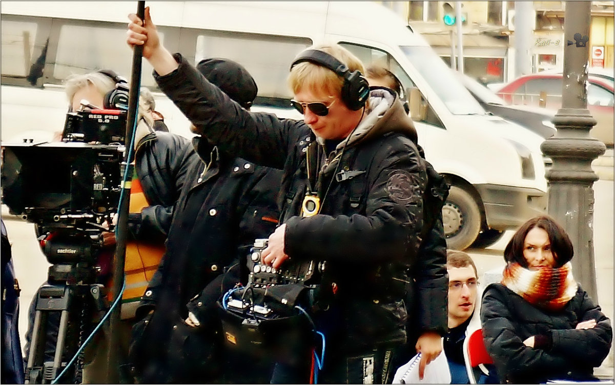 Снимается кино... - Кай-8 (Ярослав) Забелин