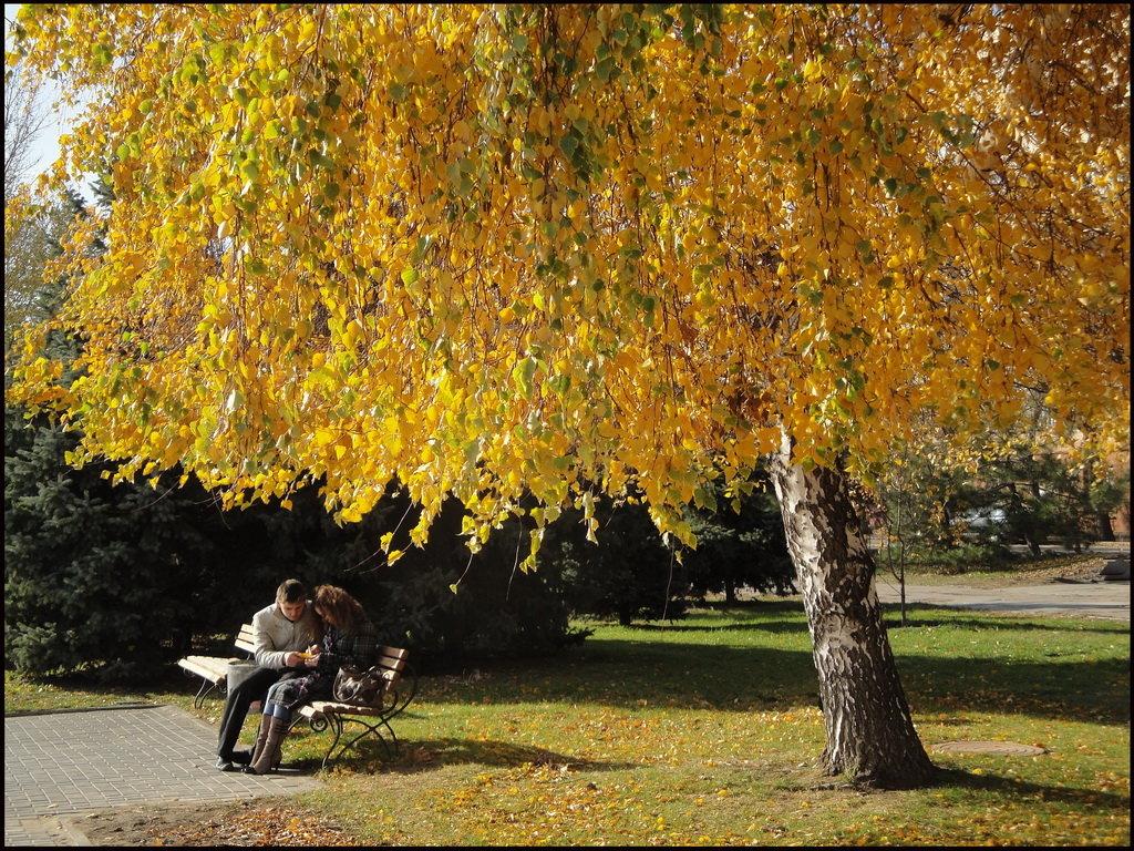 Осень (5) - Юрий ГУКОВЪ