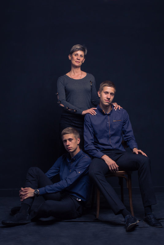 Семейный портрет - Яна Глазова