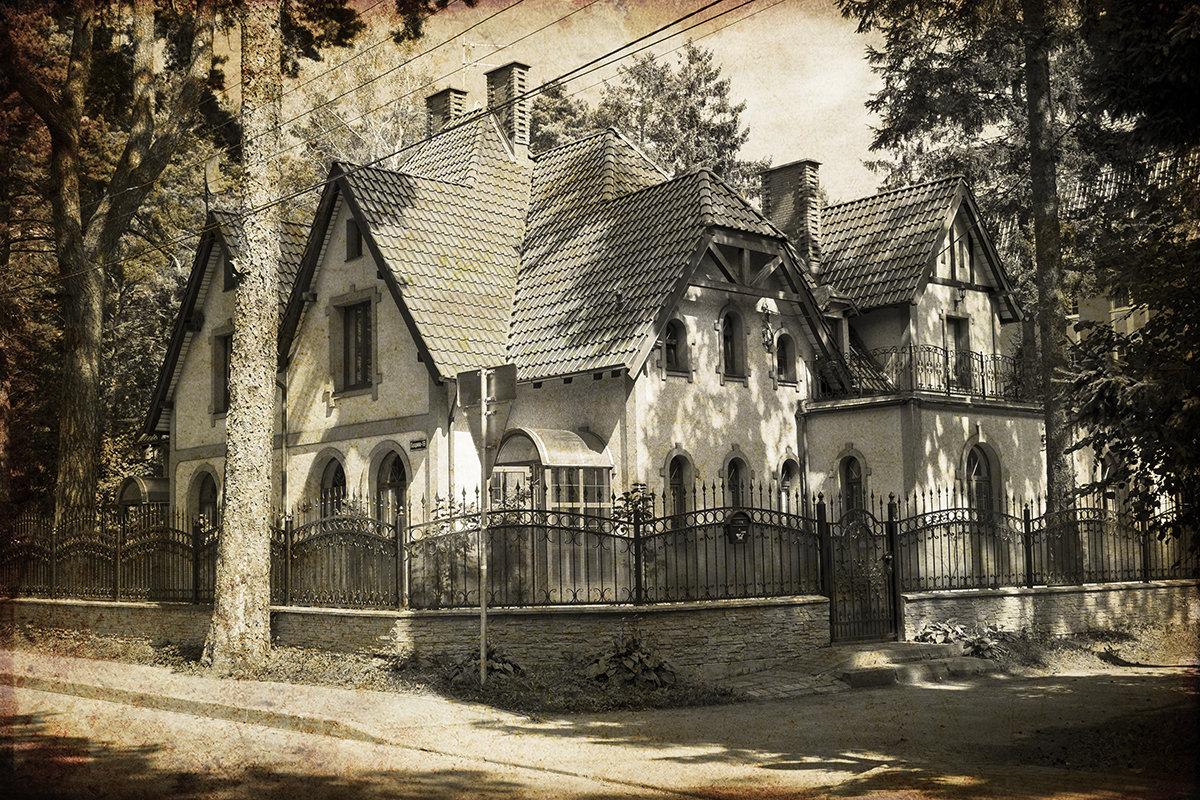 Старый дом - Роман никандров