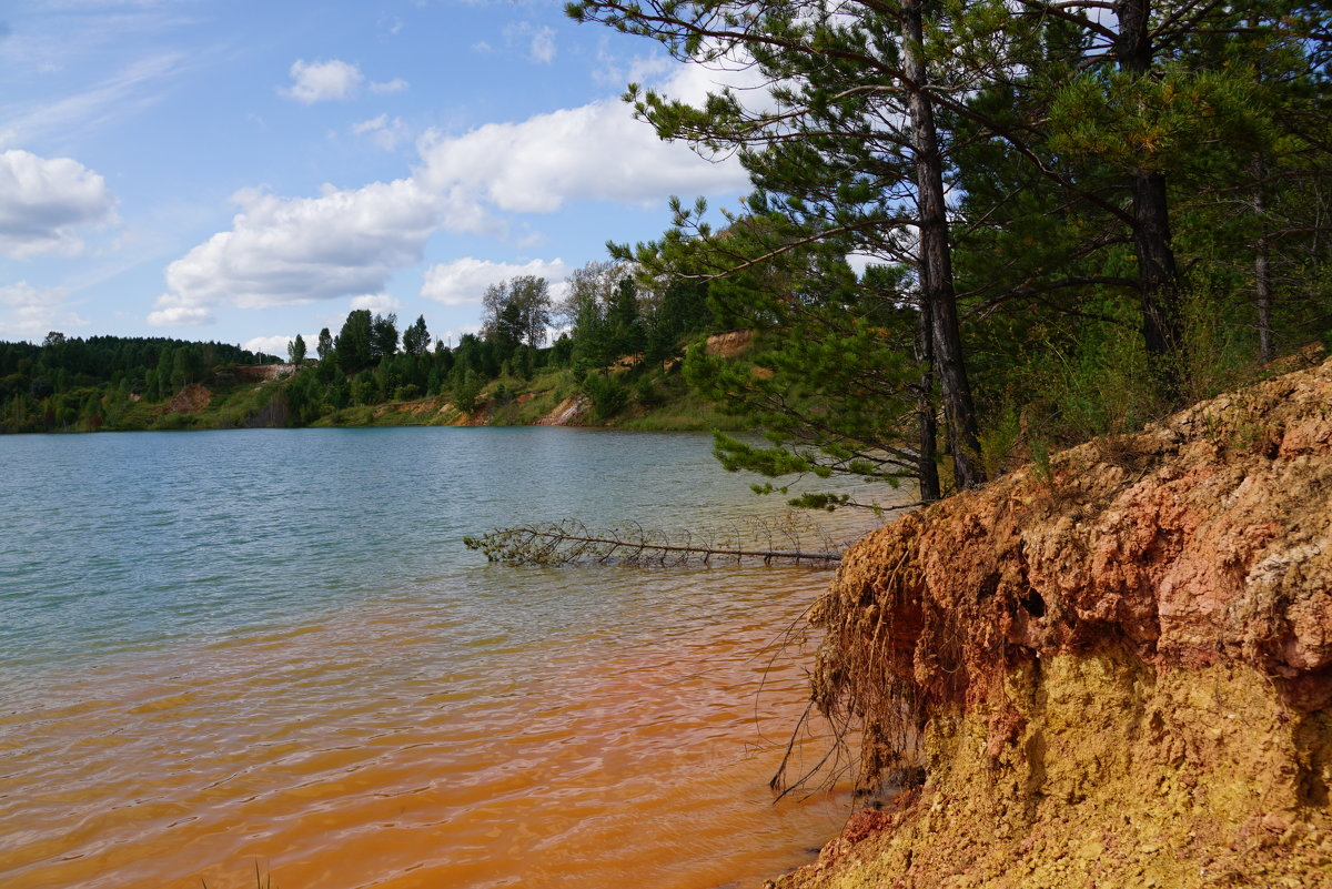 Озеро Апрелька - Наталия Григорьева