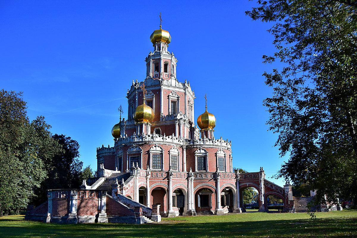 Храм в Филях - Oleg S