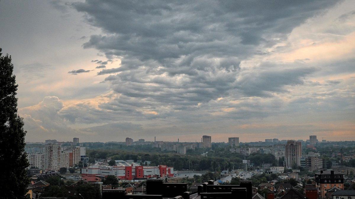 Утро из моего окна - Александр Гапоненко
