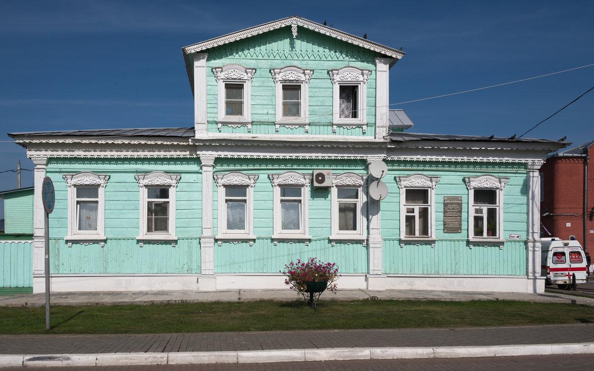 Коломна, дом Куприна - Владимир Брагилевский