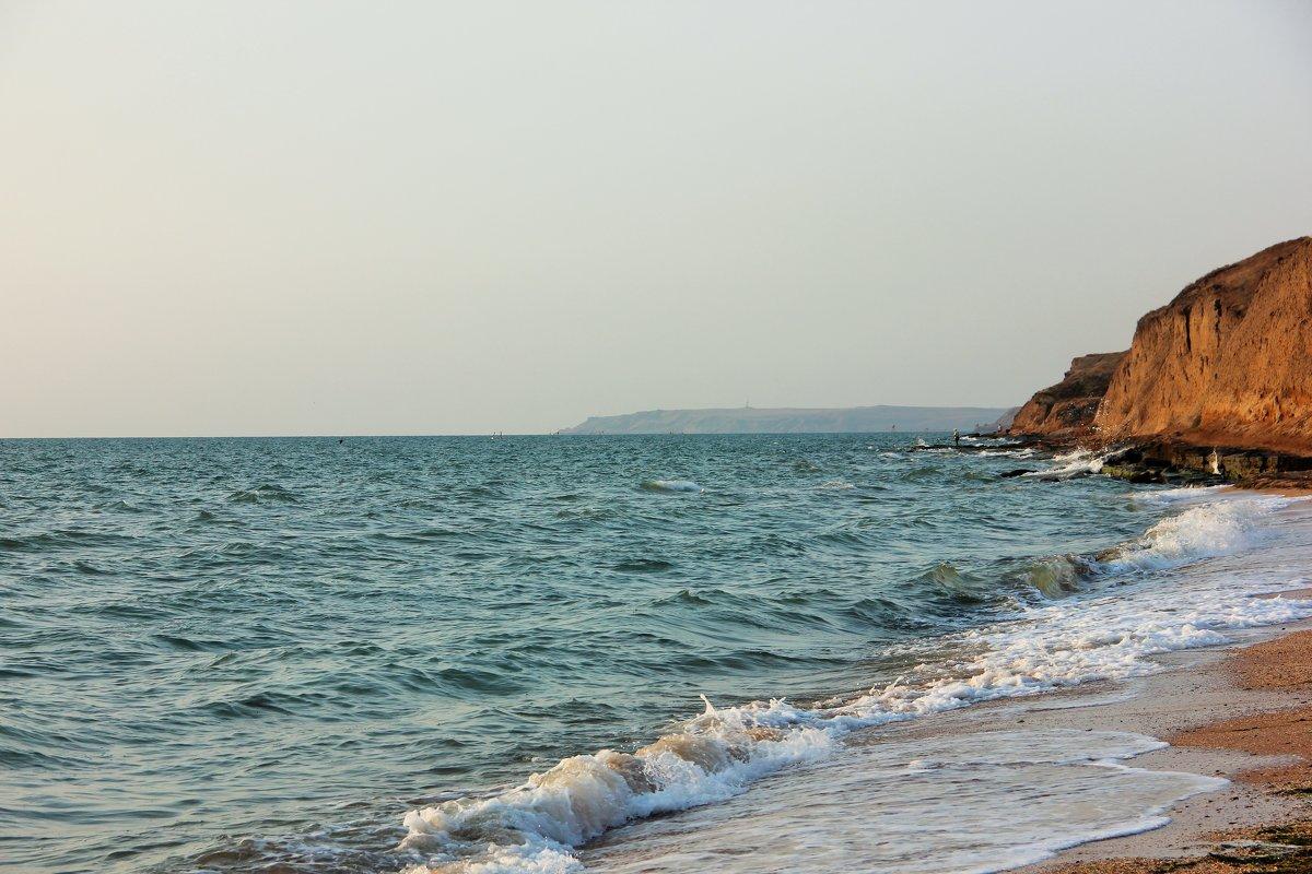 Крым.Морской пейзаж. - Лариса Исаева